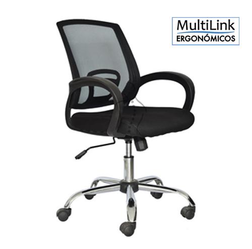Silla ergon mica atl ntis vital ref a10 multilink for Silla escolar ergonomica