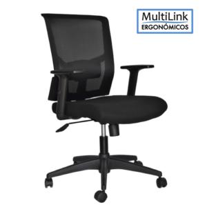 sillas ergonomicas para oficinas | MULTILINK Ergonómicos